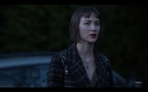 Helstrom S1Ep4 Ana Wears a Fabulous Coat & Looks Haunted