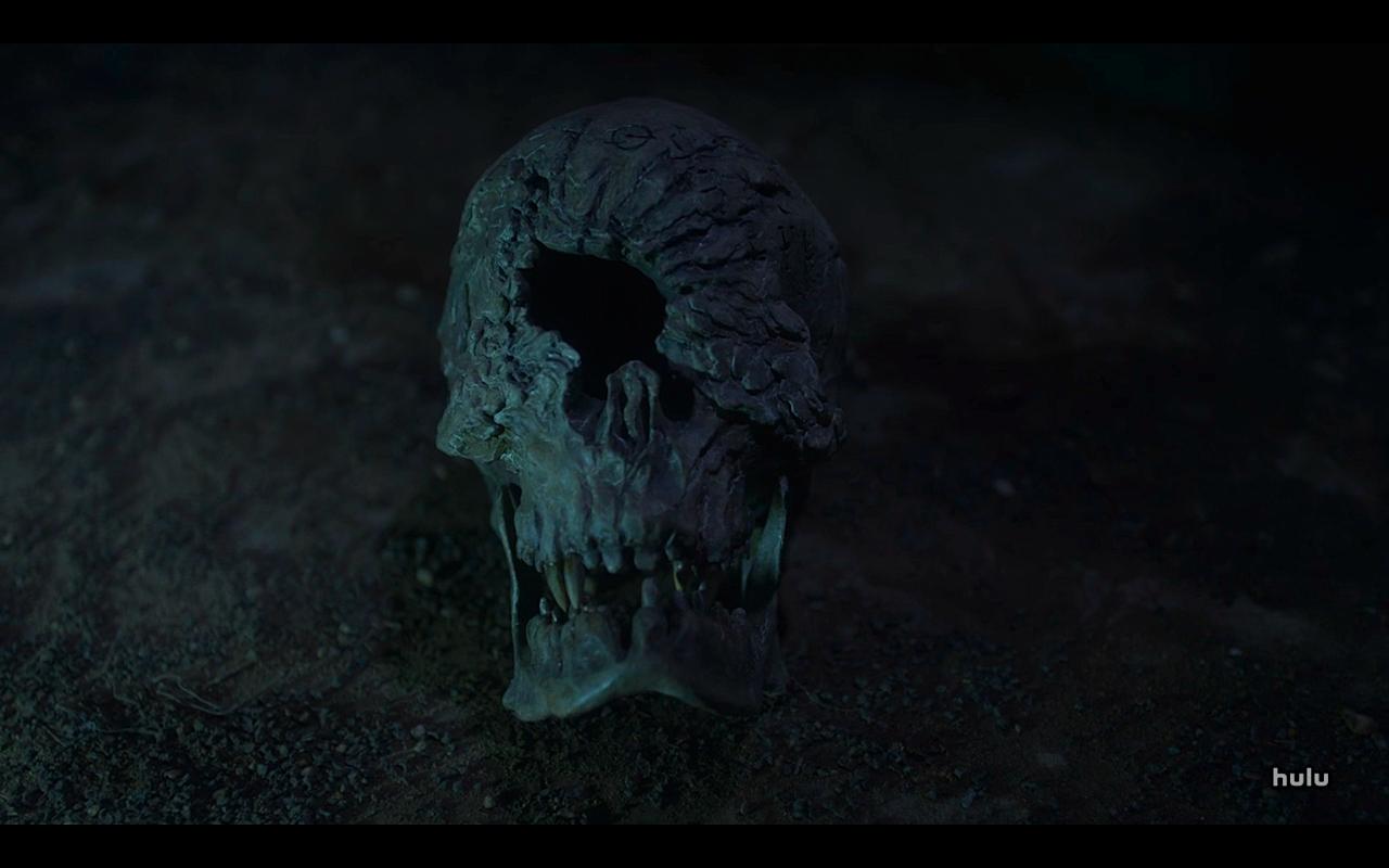 Helstrom S1Ep4 Keeper Skull 1
