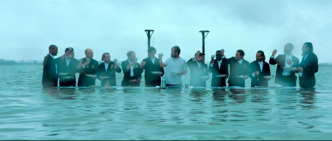 The Third Day Part 2 Watery Last Supper