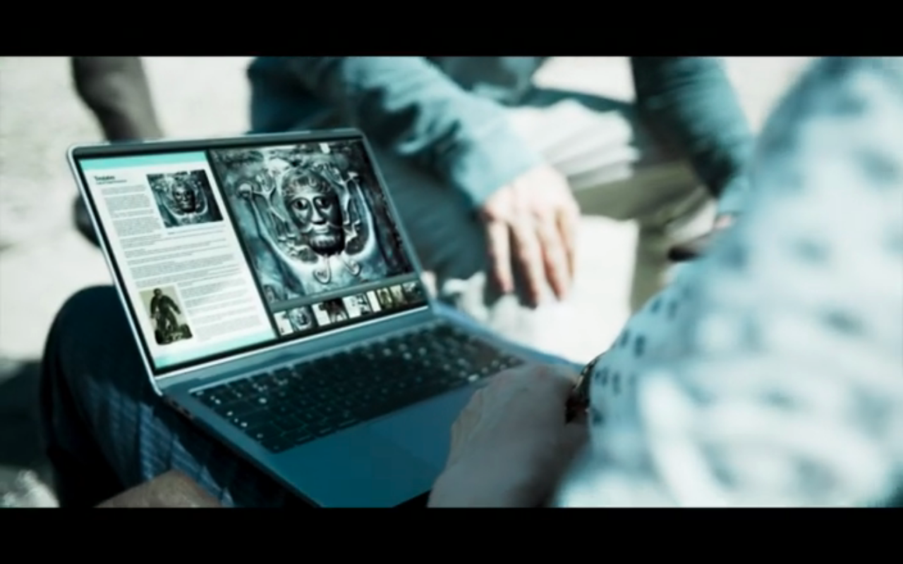 The Third Day S1Ep2 Jess' Laptop