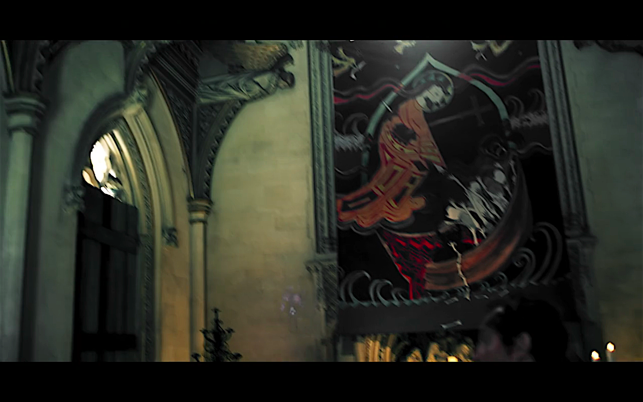 The Third Day S1Ep3 Church 2 Full Tapestry