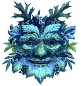 Winter green man 1912162