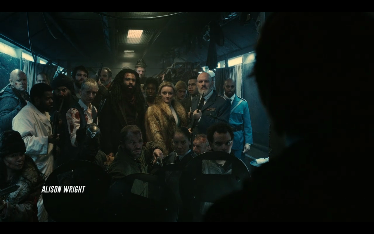Snowpiercer S2Ep1 Rebel Army