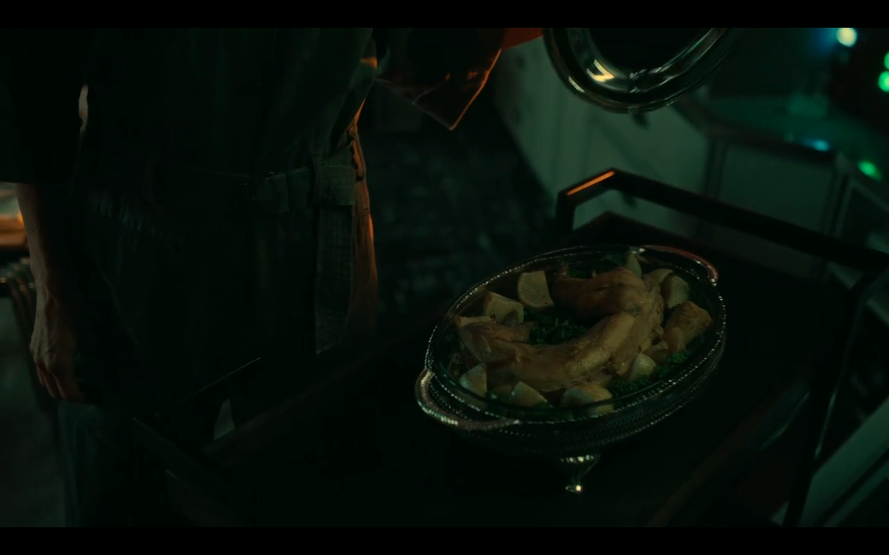 Snowpiercer S2Ep1 Wilford's Entree