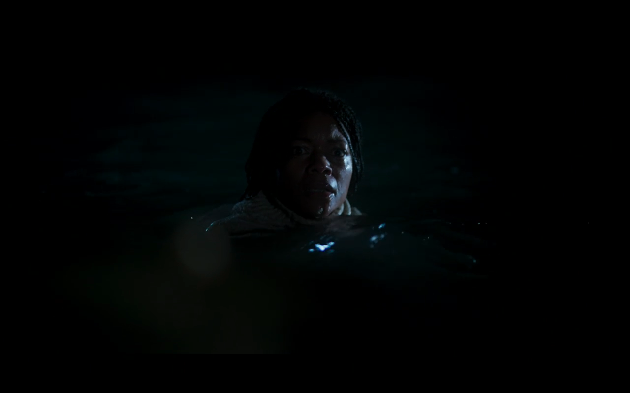 The Third Day S1Ep6 Helen Sees Nathan in Boat