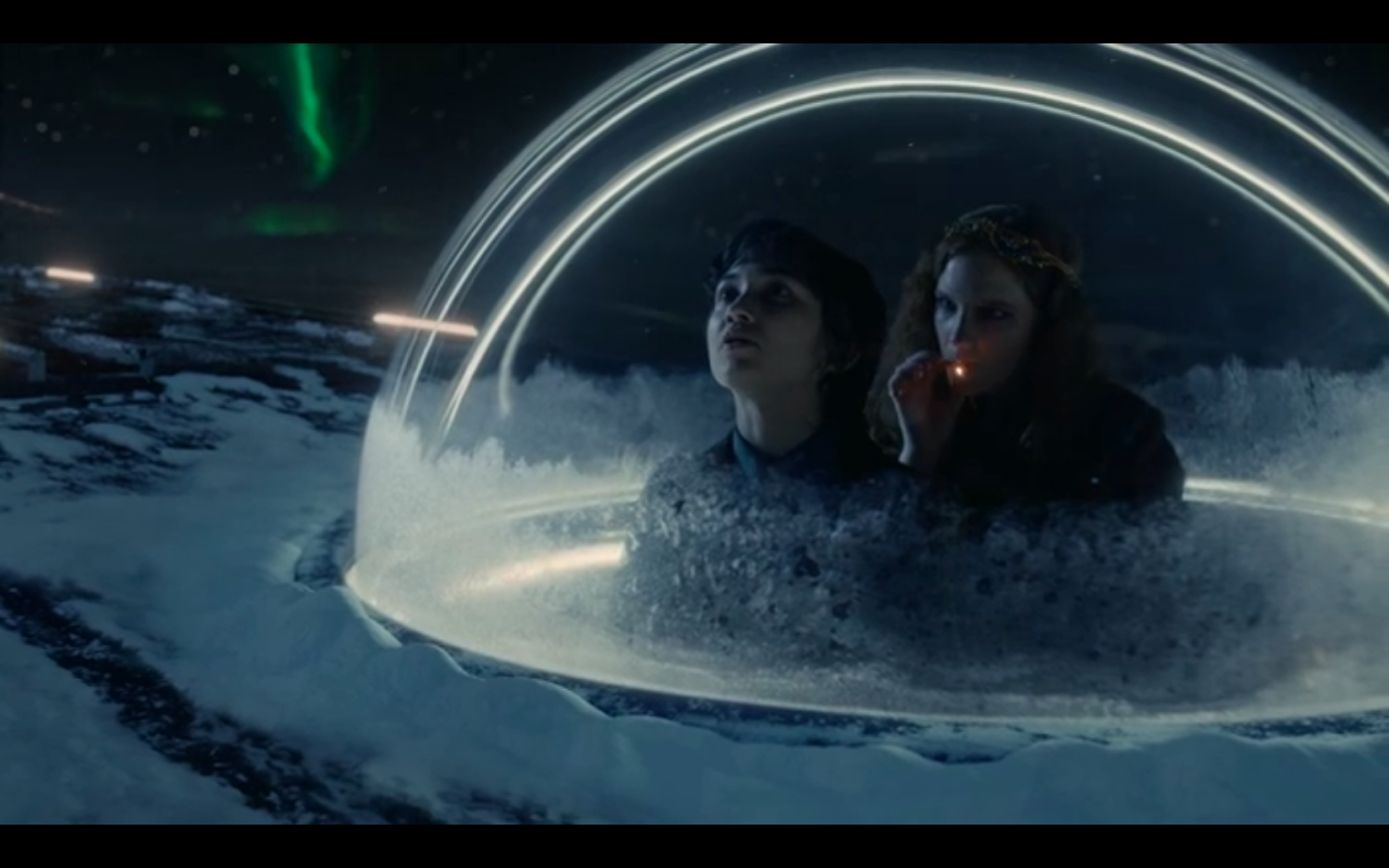 Snowpiercer S2Ep4 Alex & LJ