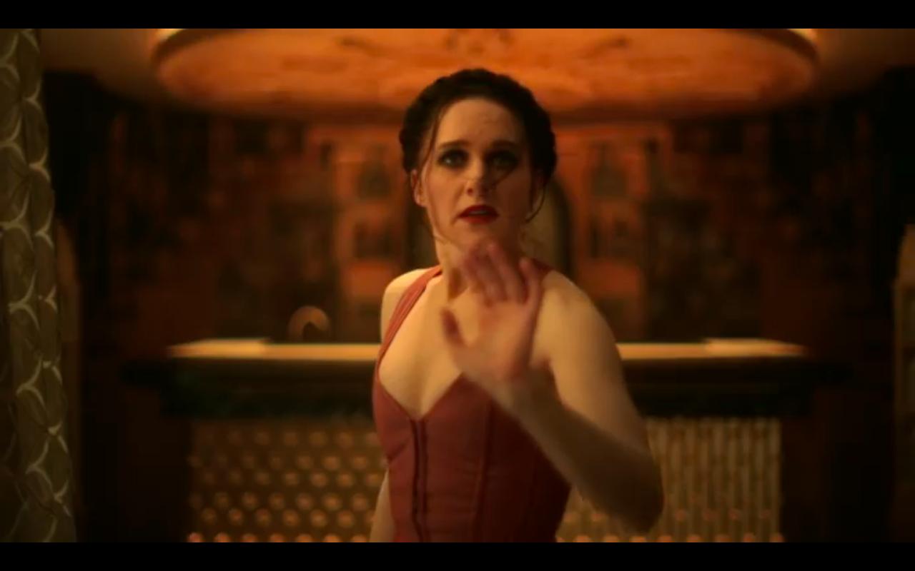 Snowpiercer S2Ep4 Miss Audrey Dances