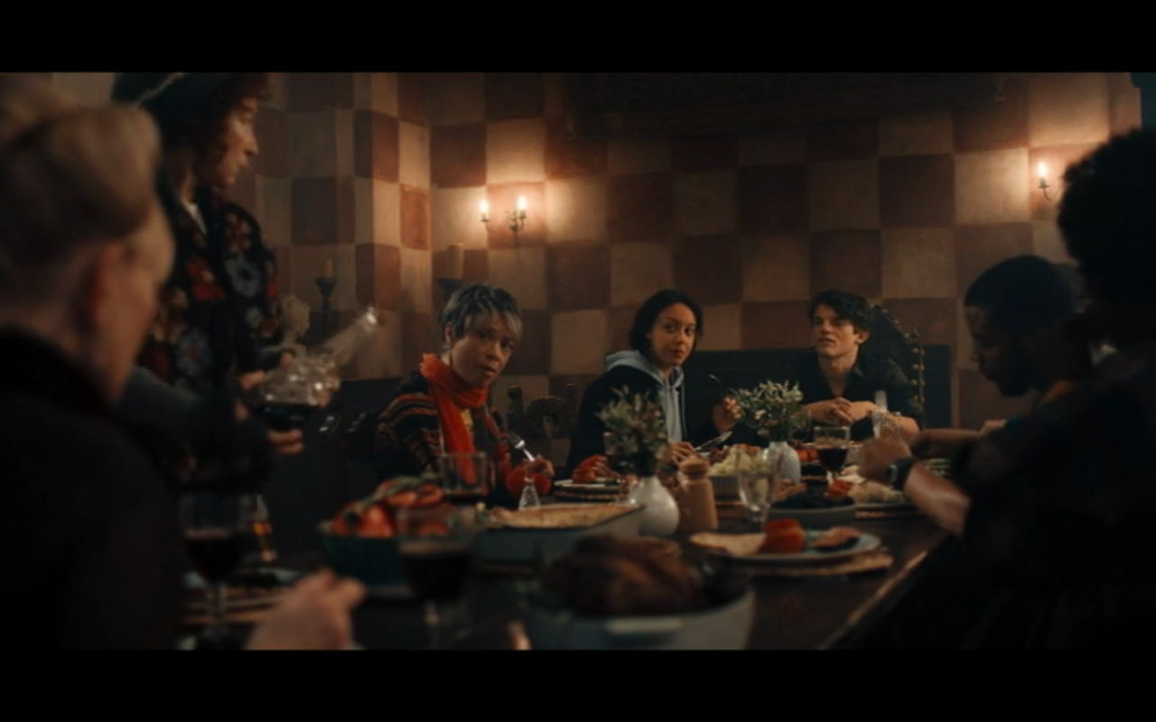 Disc of Witches S2Ep10 Sept-Tours Dinner 1