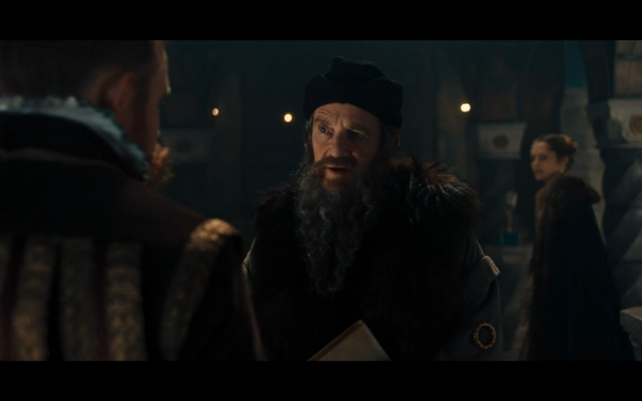 Disc of Witches S2Ep7 Rabbi Loew