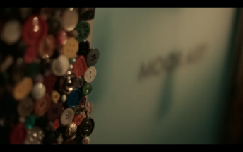 Snowpiercer S2Ep7 Wall of Buttons Outside Tea Room