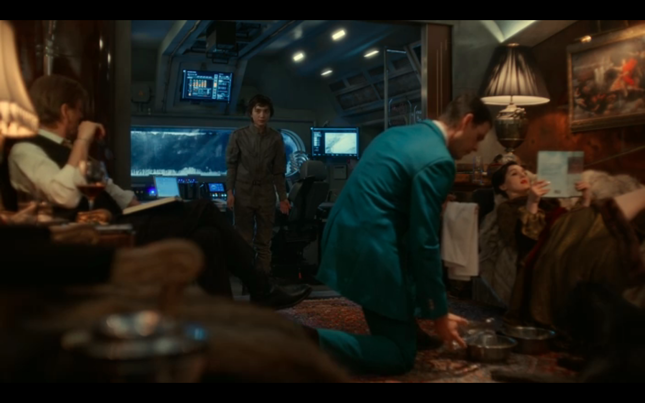 Snowpiercer S2Ep8 Cozy Family on Big Alice