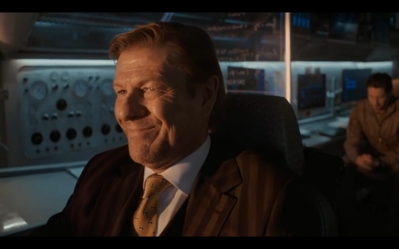 Snowpiercer S2Ep8 Wilford Has the Train