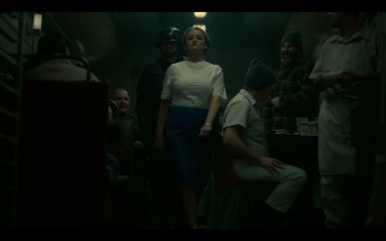 Snowpiercer S2Ep9 Ruth's Walk of Shame
