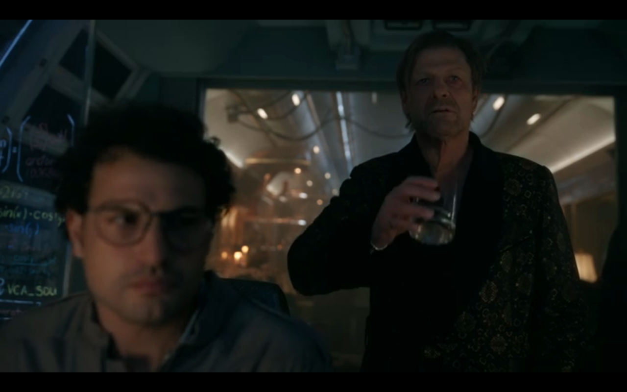 Snowpiercer S2Ep9 Wilford Has a Moment