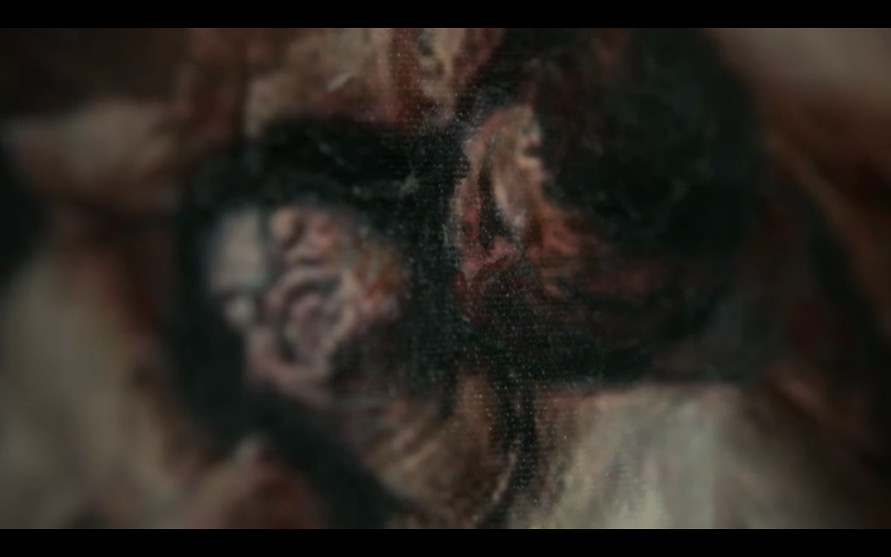 Snowpiercer S2Ep9 Wilford's Awful Painting