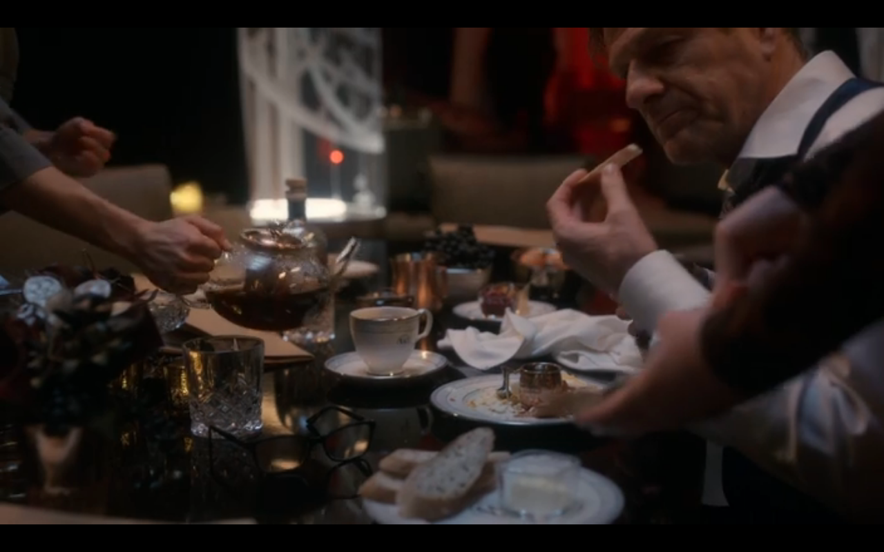 Snowpiercer S2Ep10 Wilford's Lunch