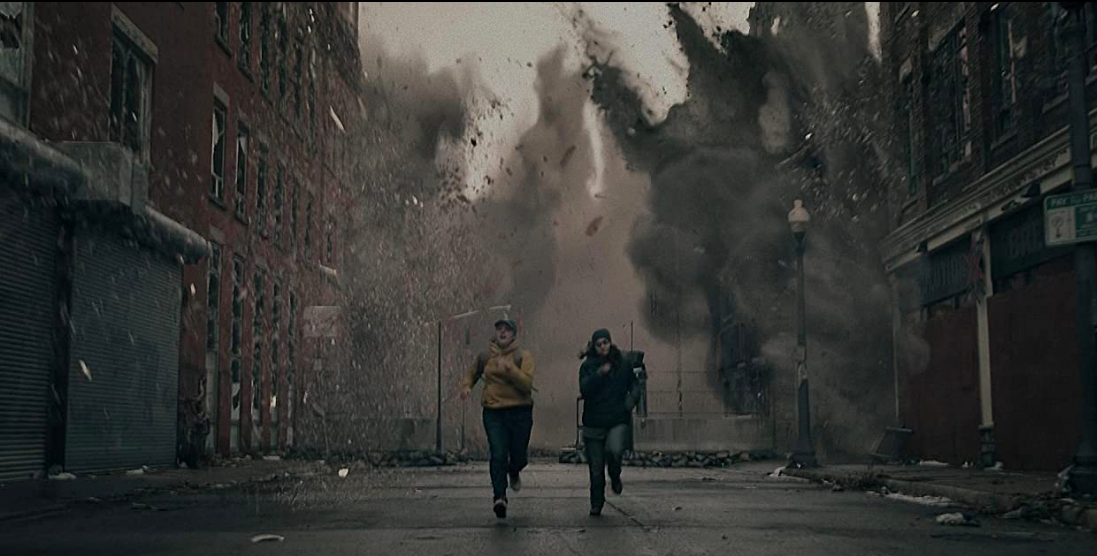 Handmaid's Tale S4Ep5 June & Janine Run from Bombing