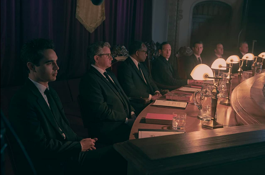 Handmaid's Tale S4Ep5 Nick on the Council