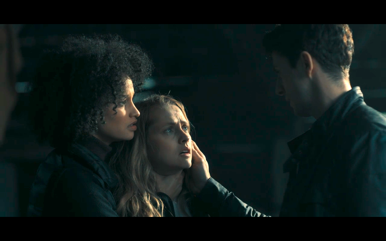 Discovery of Witches S1Eo8 Juliette, Diana & Matthew