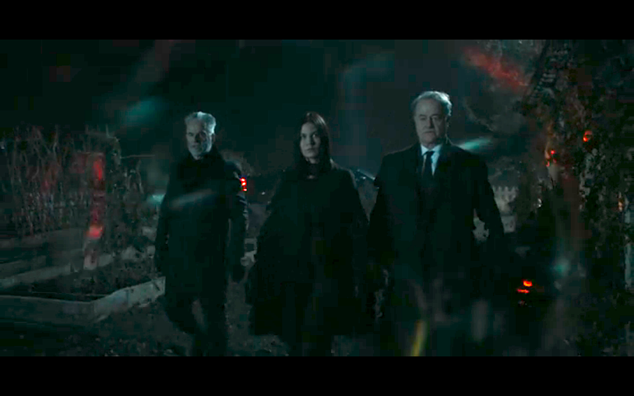 Discovery of Witches S1Ep8 Terrible Trio Approach
