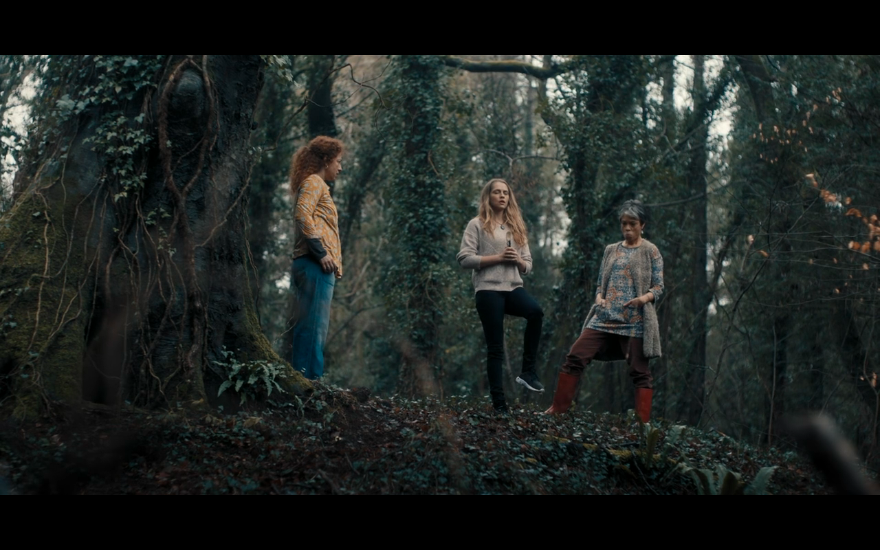 Discovery of Witches S1Ep8 Timewalk Practice in the Woods