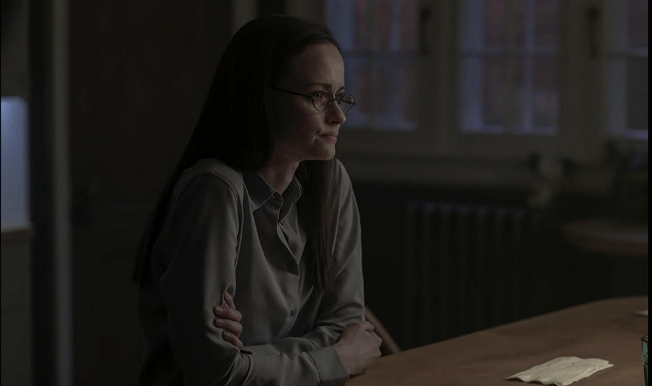 Handmaids Tale S4Ep10 Emily Listens to June