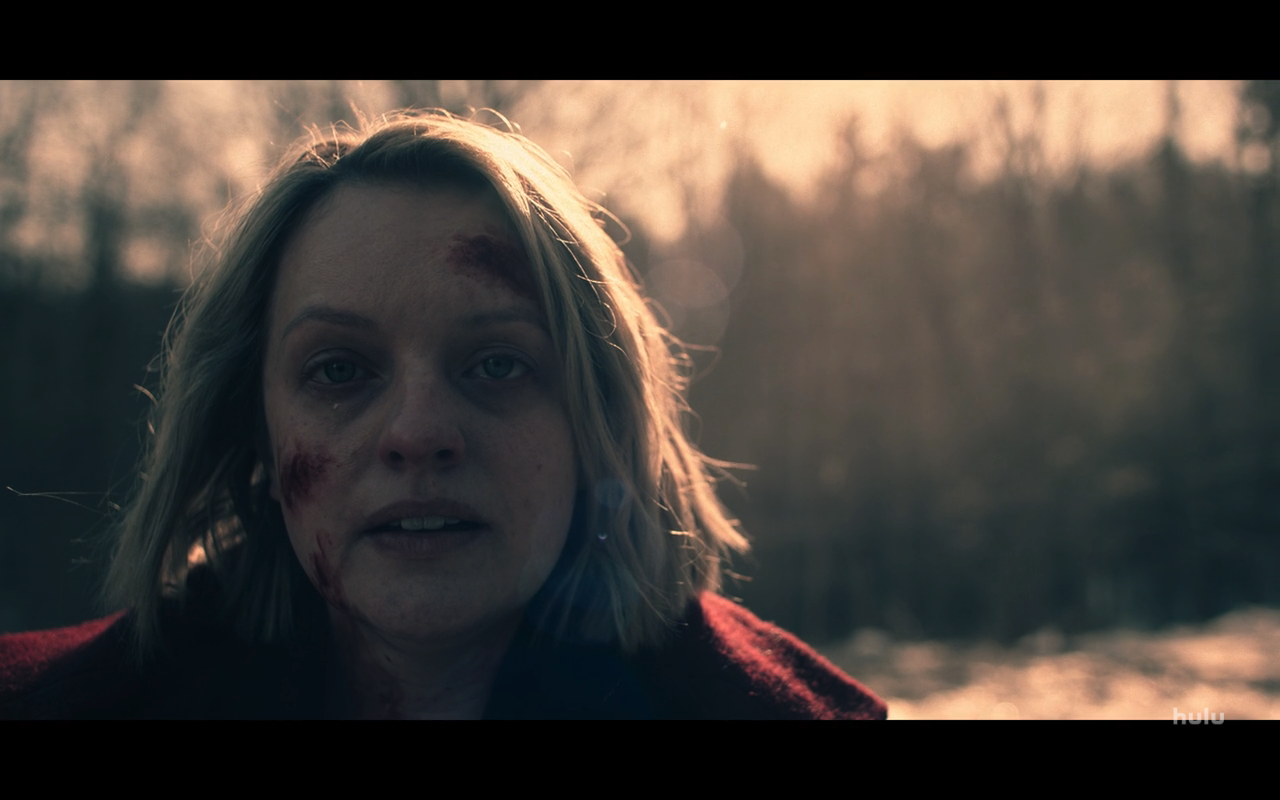 Handmaids Tale S4Ep10 June- A New Day