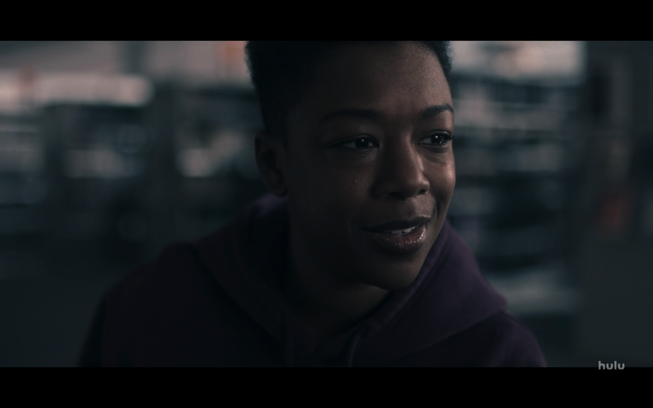 Handmaids Tale S4Ep8 Moira Tries to Stop June