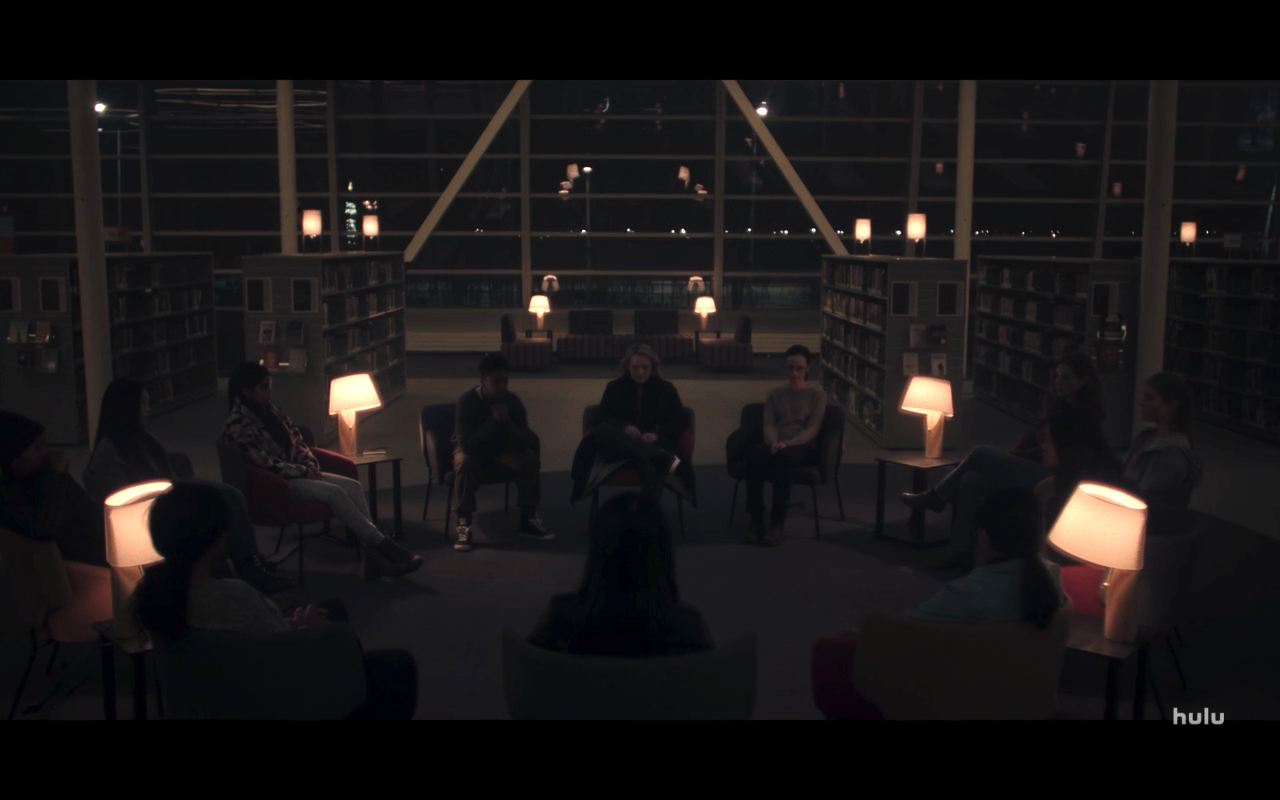 Handmaids Tale S4Ep8 Support Group Meeting