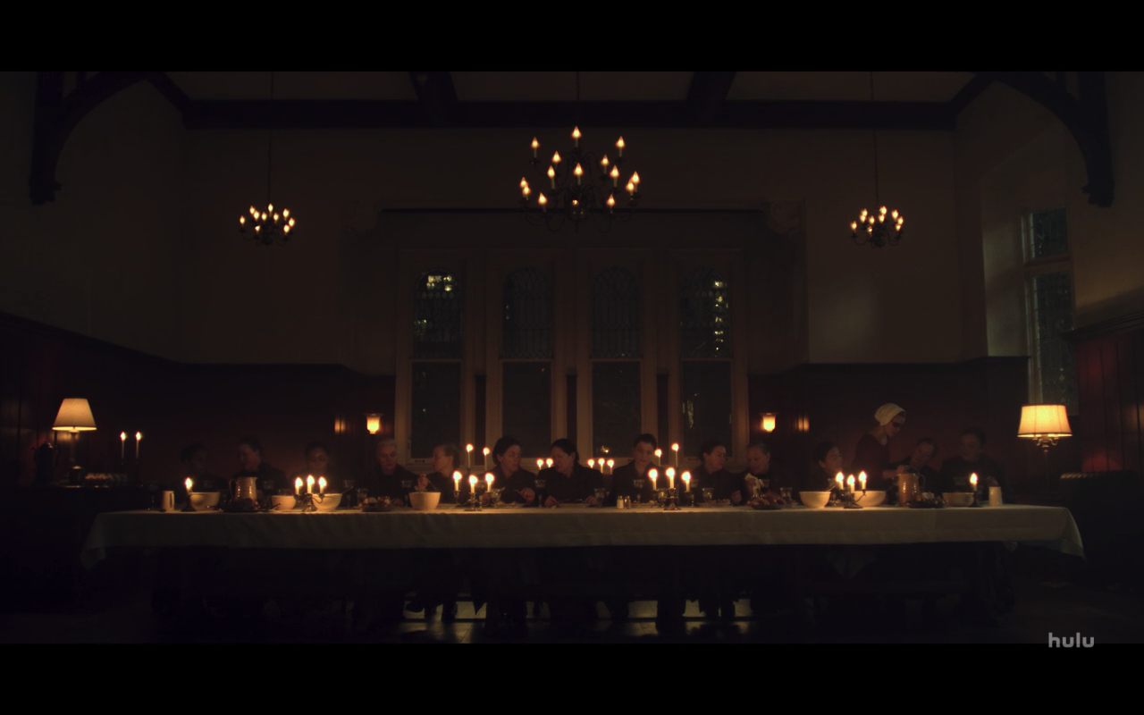 Handmaids Tale S4Ep9 The Aunts Last Supper