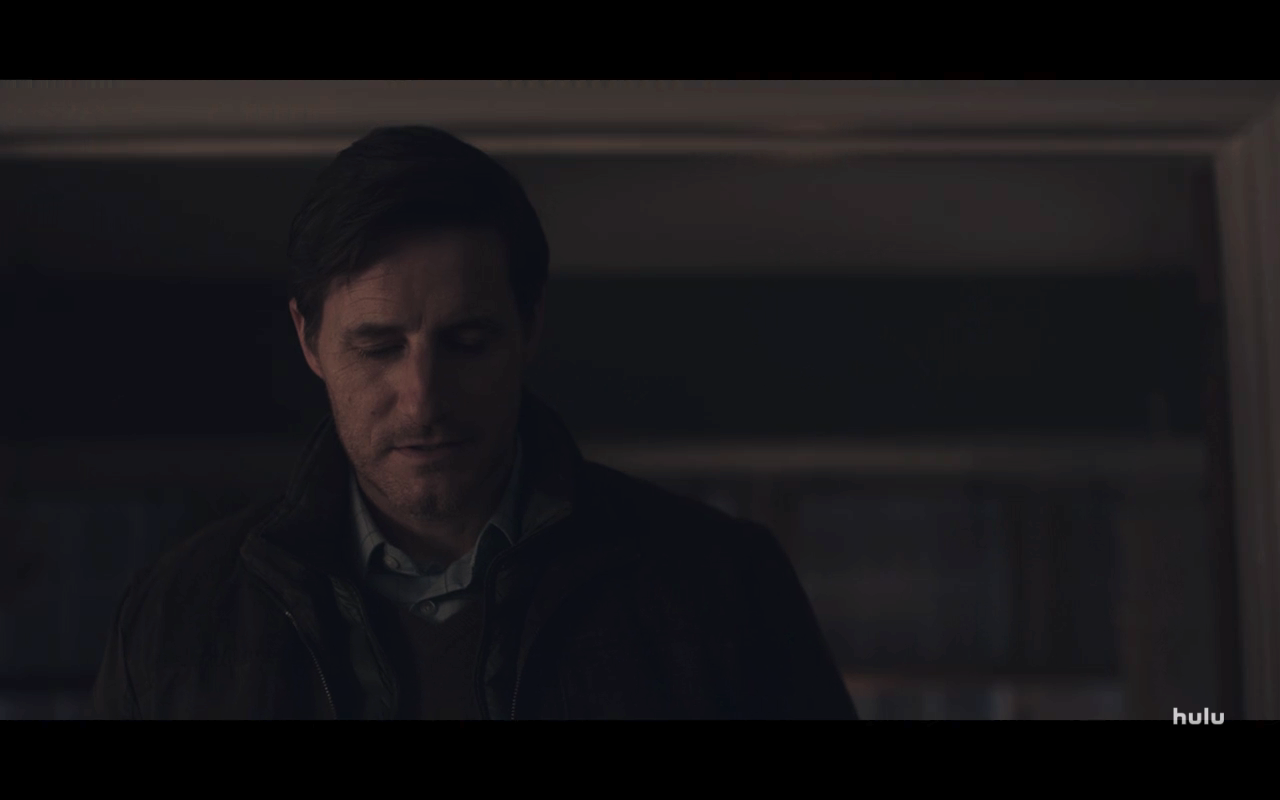 Handmaids Tale S4Ep9 Tuello Tells Luke & June that Fred Will Be Freed
