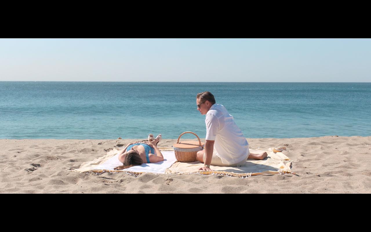 Made for Love S1Ep6 Byron & Hazel on Beach