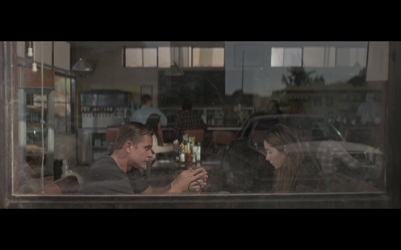Made for Love S1Ep8 Byron & Hazel Through a Glass Darkly