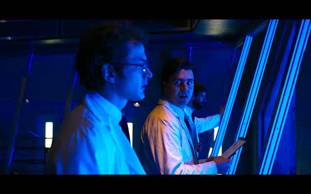 Stranger Things S3Ep1 Dr Alexei
